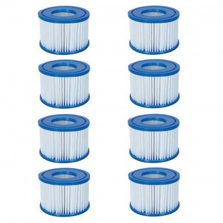 Lay-Z-Spa Filter 8-Pack