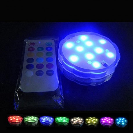 LED undervannslys