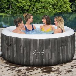 Lay-Z-Spa Bahamas Oppblåsbar Spa