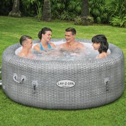 Lay-Z-Spa Honolulu Oppblåsbar Spa