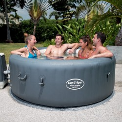 Lay-Z-Spa Palm Springs HydroJet Oppblåsbar Spa